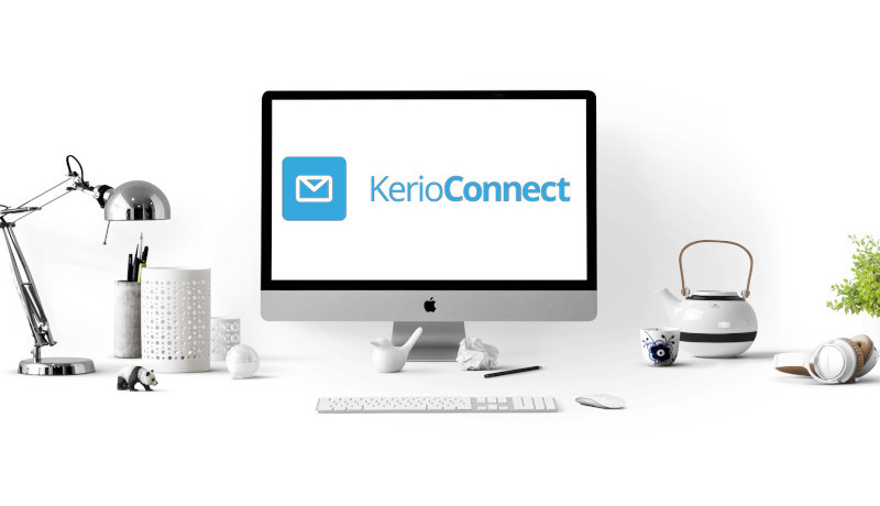 Apple und Kerio Connect